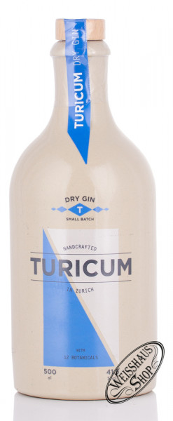 Turicum Dry Gin 41,5% vol. 0,50l