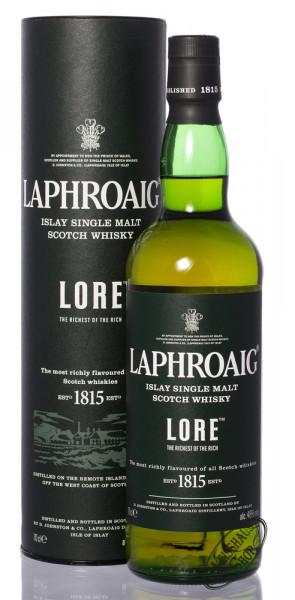 Laphroaig Lore Single Malt Whisky 48% vol. 0,70l