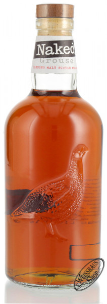 The Famous Grouse Naked Grouse Whisky 40% vol. 0,70l