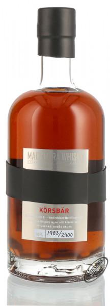 Mackmyra Körsbar Swedish Whisky 47% vol. 0,70l